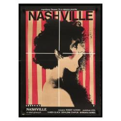 Andrzej Klimowski - Nasville movie poster - Robert Altman...
