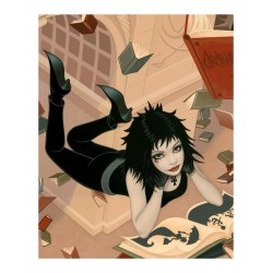Tara Mcpherson - Neil Gaiman character Death et TheSandman