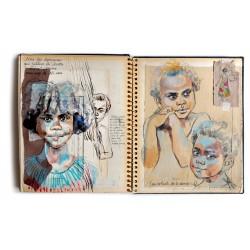 Stephanie Ledoux  carnet de voyage