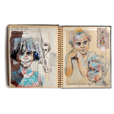 Stephanie Ledoux 12 carnet de voyage