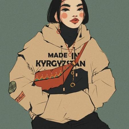 Toianmed Medetbek Kyzy Anarkan 1