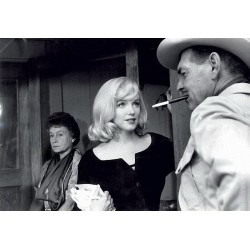 Henri Cartier Bresson   Marilyn Monroe Clark Gable