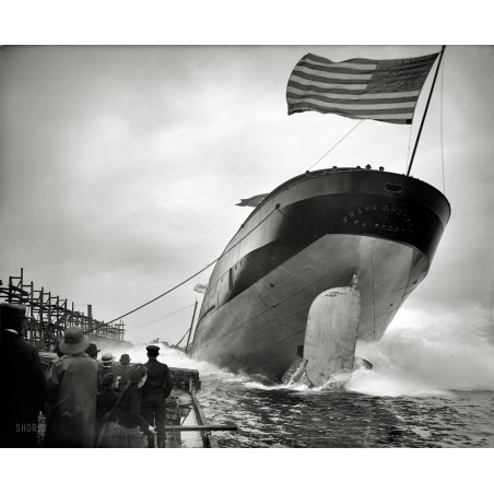 St Clair - Launch of Frank J. Hecker