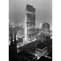 Samuel Herman Gottscho - Rockefeller Center 1933