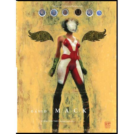David MACK - Kabuki 2