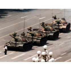 Jeff Widener - Tank man Tiananmen square