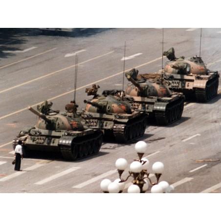Jeff Widener - Tank man Tiananmen square