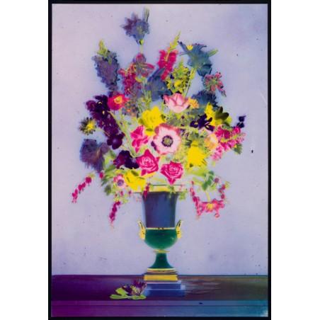 Edward Steichen - Bouquet of Flowers - 1940