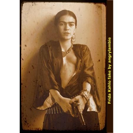 Frida Khalo - nice fake