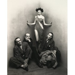 Irving Penn - NY Ballet society - 1948