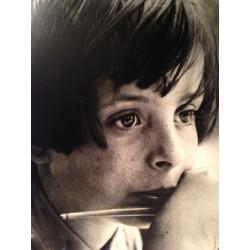 Aenne BIERMANN - Her daughter Helga