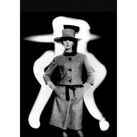 William KLEIN - Dorothy Fashion Lights 1 - 1962