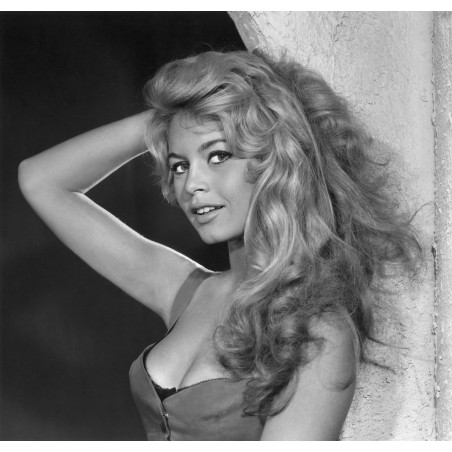 Yousuf Karsh - Brigitte Bardot