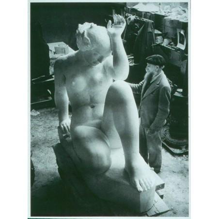 Aristide Maillol - La Montagne - 1936