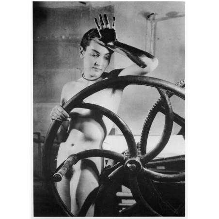 Man Ray - Veiled Erotic - 1933