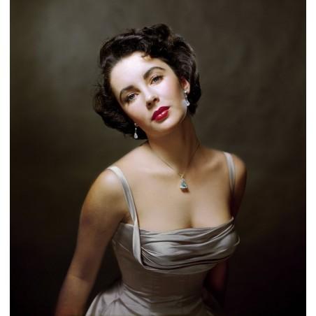 Philippe Halsman - Elizabeth Taylor - 1948 bis