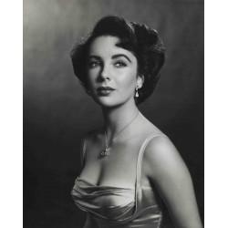 Philippe Halsman - Elizabeth Taylor - 1948