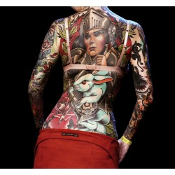 Milan Cvetanovic - Tattoofest Krakow 2018