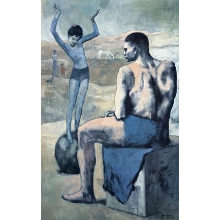 Pablo Picasso - Acrobate a la boule - 1905