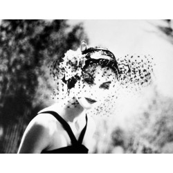 Lillian Bassman - Anne Saint Marie - Chanel -1958