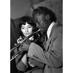 Jean Philippe Charbonnier - Juliette Greco and Miles Davis