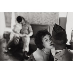 Rene Burri - World War Coree