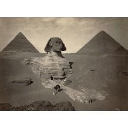 Anonym - Sphinx de Gizeh - 1960
