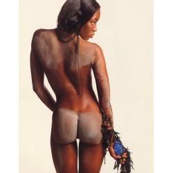 Richard Avedon - Naomi Campbell