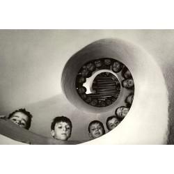 Martine Franck - Bibliotheque pour enfant - Clamart France 1965