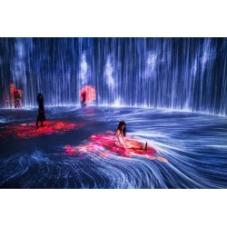 Teamlab - Universe of Water Particles