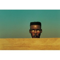Jean Paul Goude - Grace Jones