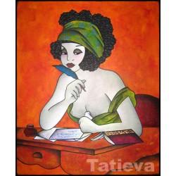 Tatieva - La plume et l encrier