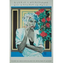 Loulou Picasso - Gloria l autrichienne est grecque le matin - 1987