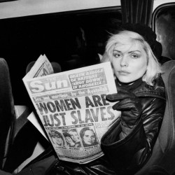 Debbie Harry - Woman are just slaves