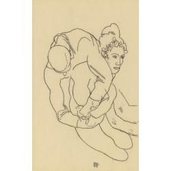 Egon Schiele  - 1918