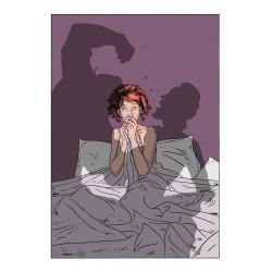 Paul Salomone - margot dans le lit