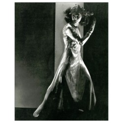 Edward Steichen - Helen Tamiris dancer