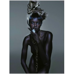 Nick Knight  - Duckie Thot -2019