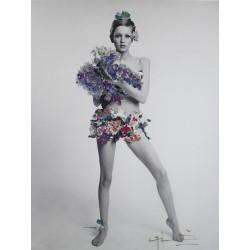 Bert Stern - Vogue - 1967