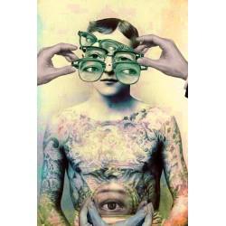 Julia Lillard - Trifocals too