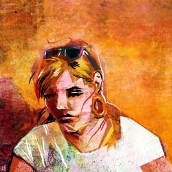 Leah Lucci - Orange