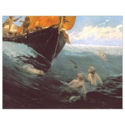 Edward Matthew Hale - The Mermaid s Rock