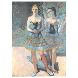 Maurice Brianchon- Dancers - 1939