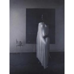 Paul Wunderlich - Es dammert im Studio - 1971