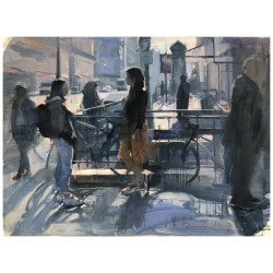 Adela Burdujanu - Vibration urbaine