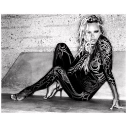 Jean-Luc Moerman - Pamela Anderson - 2006 3