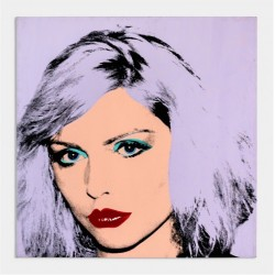 Andy Warhol - Debbie Harry - Blondie - 1980