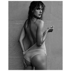 Alessandra Ambrosio - Narcisse magazine N -- SAWFIRST