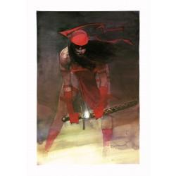 Bill Sienkiewicz - Mutants Moon Knights