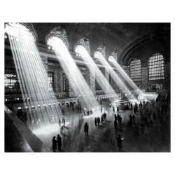 Alfred Stieglitz - Grand Central Terminal NY